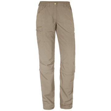 VAUDE 3/4 HosenWO FARLEY ZO CAPRI PANTS - 4665 beige