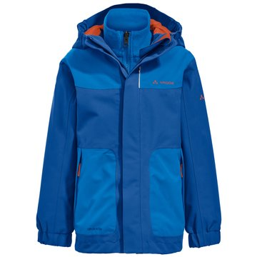 VAUDE FunktionsjackenKids Campfire 3in1 Jacket IV blau