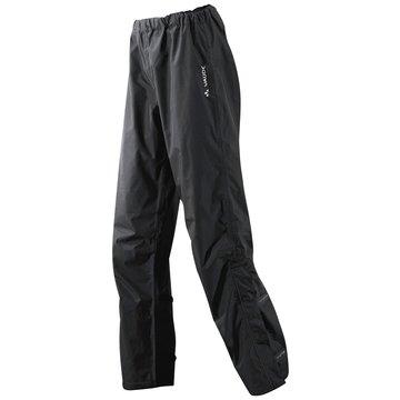 VAUDE RegenhosenWomen's Fluid Pants schwarz