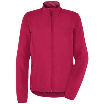 VAUDE ShelljackenWomen's Dundee Classic ZO Jacket pink