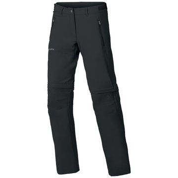 VAUDE OutdoorhosenWomen's Farley Stretch ZO T-Zip Pants schwarz