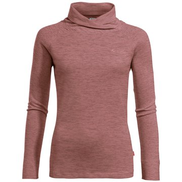 VAUDE LangarmshirtWomen's Altiplano LS T-Shirt rosa