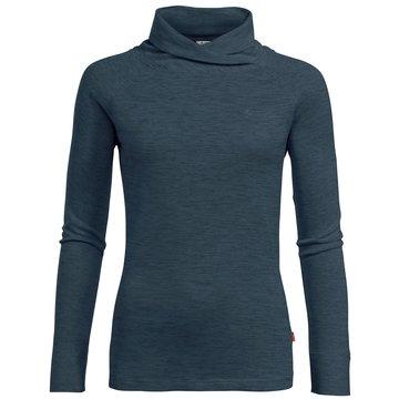 VAUDE LangarmshirtWomen's Altiplano LS T-Shirt blau