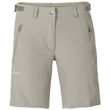VAUDE kurze SporthosenWomen's Farley Stretch Short silber