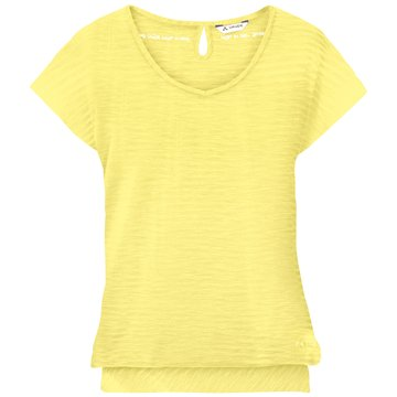 VAUDE FunktionsshirtsWomen's Skomer T-Shirt II gelb
