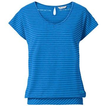 VAUDE T-ShirtsWomen's Skomer T-Shirt II blau