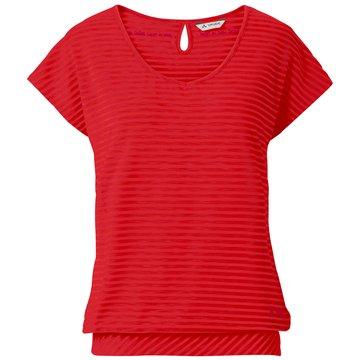 VAUDE T-ShirtsWomen's Skomer T-Shirt II rot