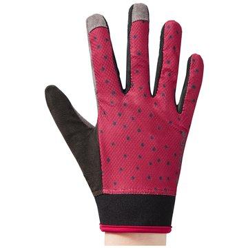 VAUDE FingerhandschuheWomen's Dyce Gloves II rot