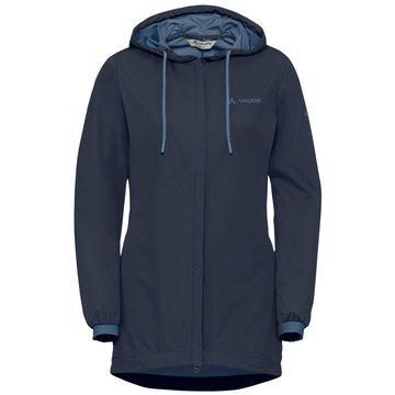 VAUDE Funktions- & OutdoorjackenWomen's Cyclist Softshell Jacket blau