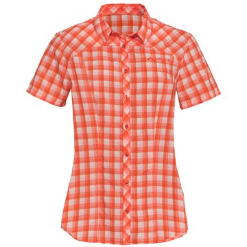 VAUDE KurzarmblusenWomen's Tacun Shirt orange