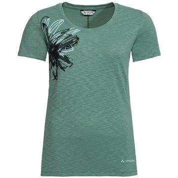 VAUDE T-ShirtsWomen's Skomer Print Shirt II grün