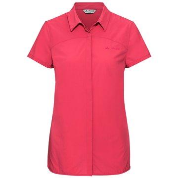 VAUDE KurzarmblusenWomen's Skomer Shirt II pink