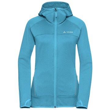 VAUDE FleecejackenWomen's Tekoa Fleece Jacket blau