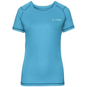 VAUDE FunktionsshirtsWomen's Hallett Shirt II blau