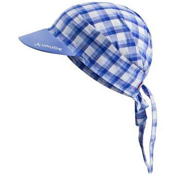 VAUDE Caps blau
