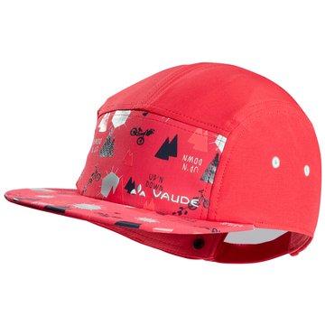 VAUDE CapsKids Tammar Baseball Cap rosa