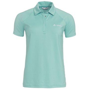 VAUDE PoloshirtsWomen's Skomer Polo Shirt grün