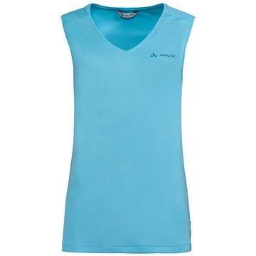 VAUDE Sport-BH blau