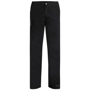 VAUDE RegenhosenMen's Yaras Rain Zip Pants III schwarz