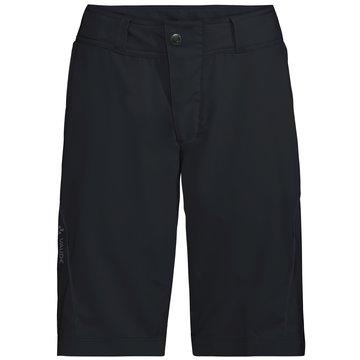 VAUDE BikeshortsWomen's Ledro Shorts schwarz