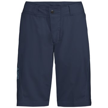VAUDE BikeshortsWomen's Ledro Shorts blau