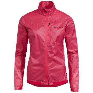 VAUDE FahrradjackenWomen's Moab UL Jacket II rosa