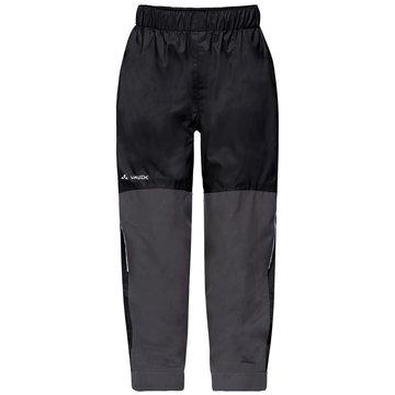 VAUDE RegenhosenKids Escape Padded Pants III schwarz