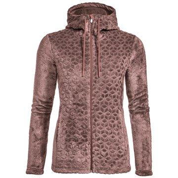 VAUDE SweatjackenWomen's Skomer Soft Fleece Jacket rosa