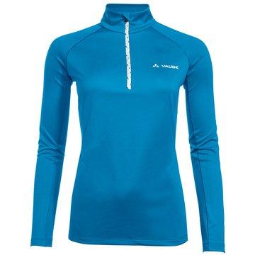 VAUDE PulloverWomen's Larice Light Shirt II blau