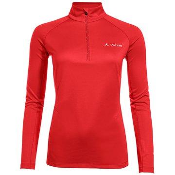 VAUDE PulloverWomen's Larice Light Shirt II rot