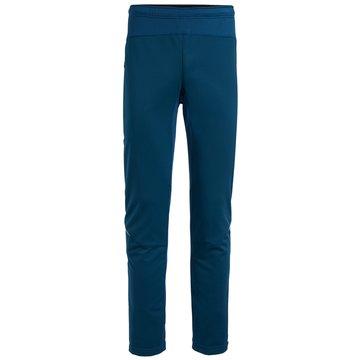 VAUDE TightsME WINTRY PANTS IV - 41643 blau