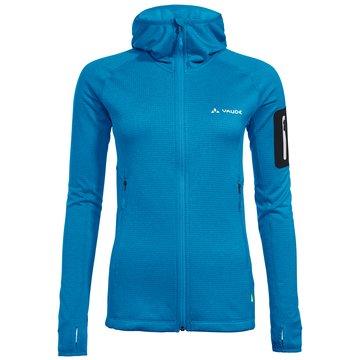 VAUDE SweatjackenWomen's Back Bowl Fleece Jacket II blau