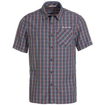 VAUDE KurzarmhemdenMen's Albsteig Shirt II blau