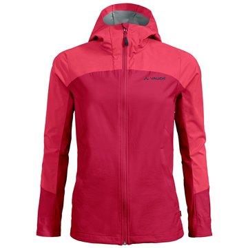 VAUDE FunktionsjackenWomen's Skarvan Softshell Jacket II rosa