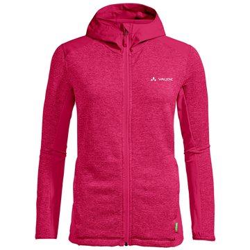 VAUDE SweatjackenWomen's Croz Fleece Jacket II rosa