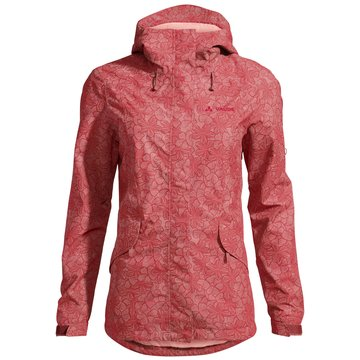 VAUDE FunktionsjackenWomen's Rosemoor AOP Jacket rosa