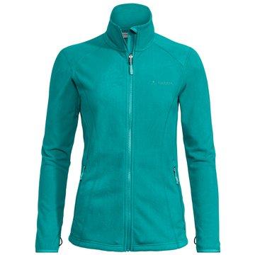 VAUDE SweatjackenWomen's Rosemoor Fleece Jacket türkis