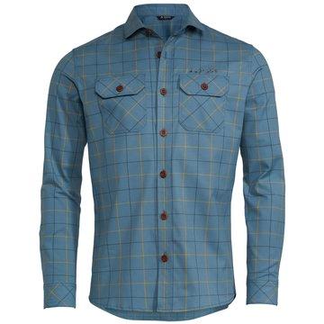 VAUDE LangarmhemdenMen's Jerpen LS Shirt III grau