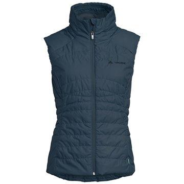 VAUDE WestenWomen's Skomer Insulation Vest blau