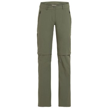 VAUDE OutdoorhosenWomen's Farley Stretch ZO Pants grün