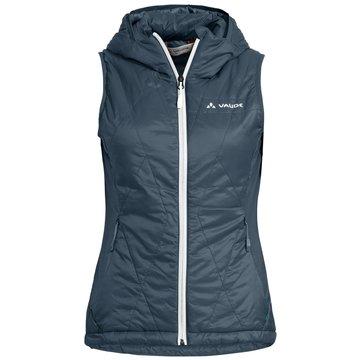 VAUDE WestenWomen's Freney Hybrid Vest IV blau