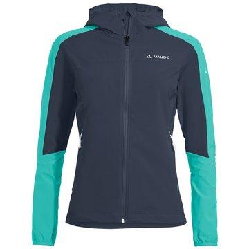 VAUDE FahrradjackenWomen's Moab Jacket IV blau