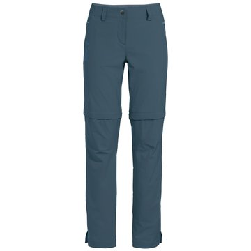 VAUDE OutdoorhosenWomen's Skomer ZO Pants II blau