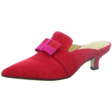 Pomme d'or Top Trends Pumps rot