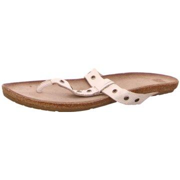 SPM Shoes & Boots Zehentrenner weiß