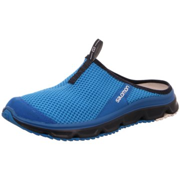 Salomon BadelatscheRX Slide blau