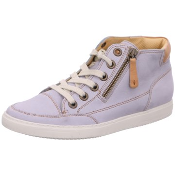Paul Green Sneaker HighSPORT MODE blau