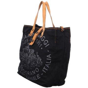 Campomaggi Shopper schwarz