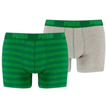 Puma Unterhosen grün