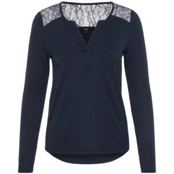 Vero Moda Langarmshirt blau